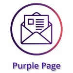 Purple Page Newsletter